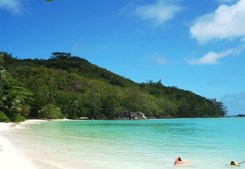Anse Royale Playa de Seychelles