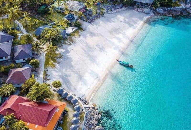 Mejores lugares para bucear en Tailandia