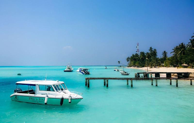 Fulidhoo maldivas atolon