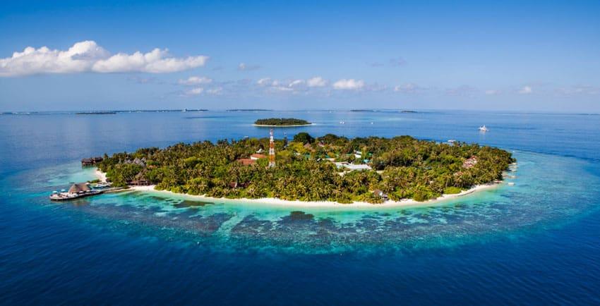 bucear en el atolon norte male