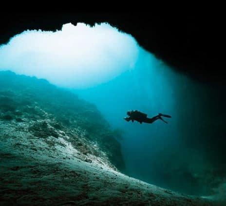 caverna de las tortugas sipadan