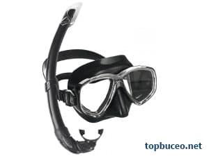 mascara snorkel cressi onda mare