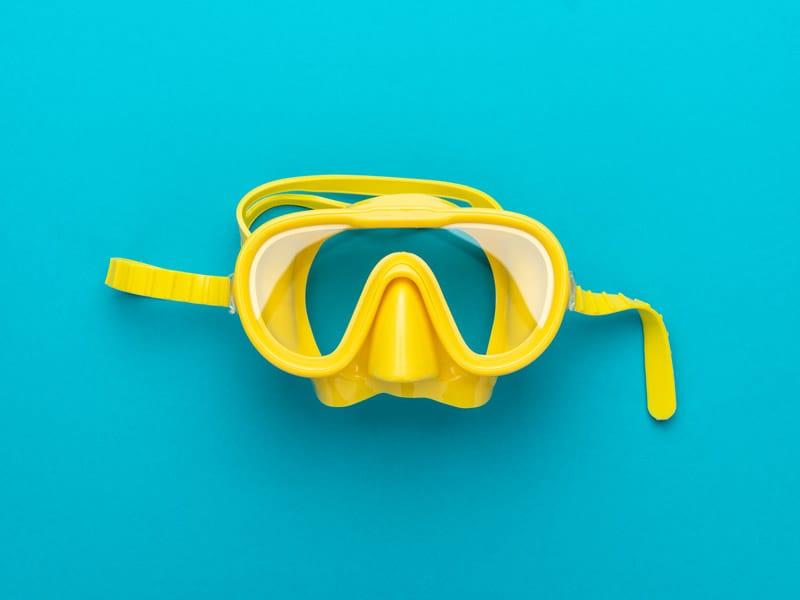 las mejores máscaras gafas de buceo