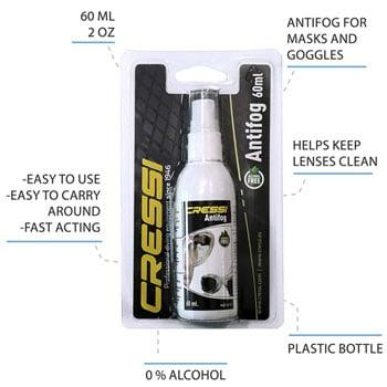 spray antivaho cressi buceo