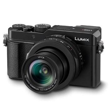 Panasonic Lumix100 II camara compacta buceo