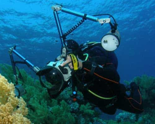 diving chamber characteristics