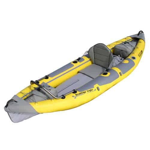 kayak inflable de pesca advanced elements