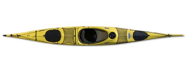 kayak de pista carreras