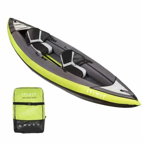 kayak hinchable itiwit decathlon