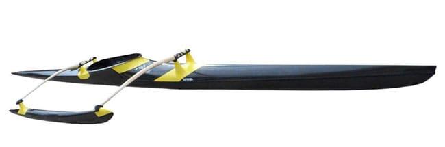kayak polinesia piragua