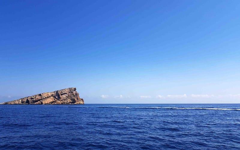 los arcos islas de benidorm