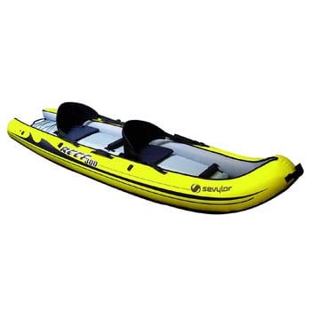 kayak de pesca 2 plazas sevylor sit on top