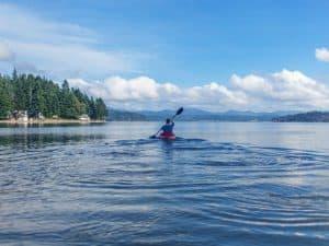 qué es un kayak