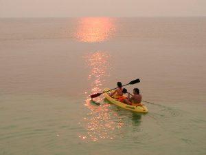 kayak maniobras tecnicas