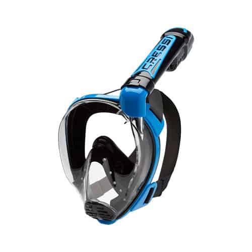 máscara de snorkel cressi full face
