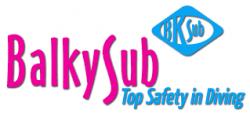 balkysub logo buceo cabo de palos