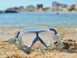 gafas de buceo graduadas