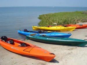 los mejores kayaks rigidos