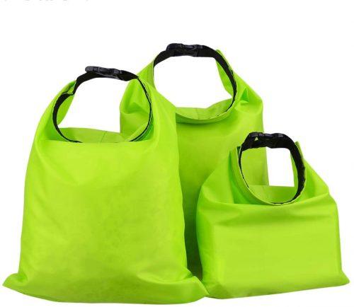 bolsa estanca de nylon
