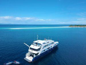 crucero de buceo vida a bordo