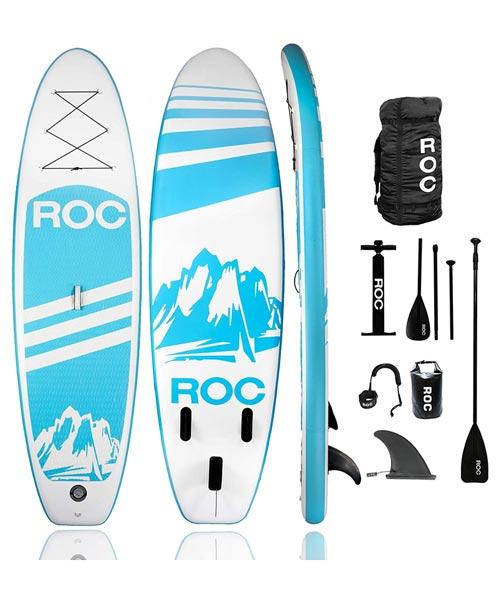 roc scout paddle surf