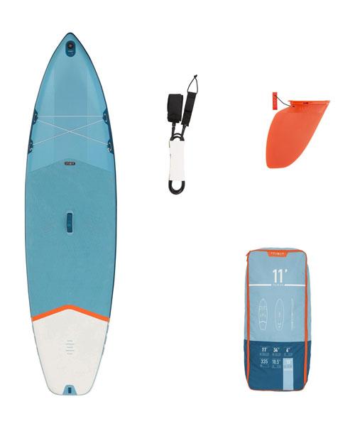 tabla de paddle surf hinchable decathlon itiwit