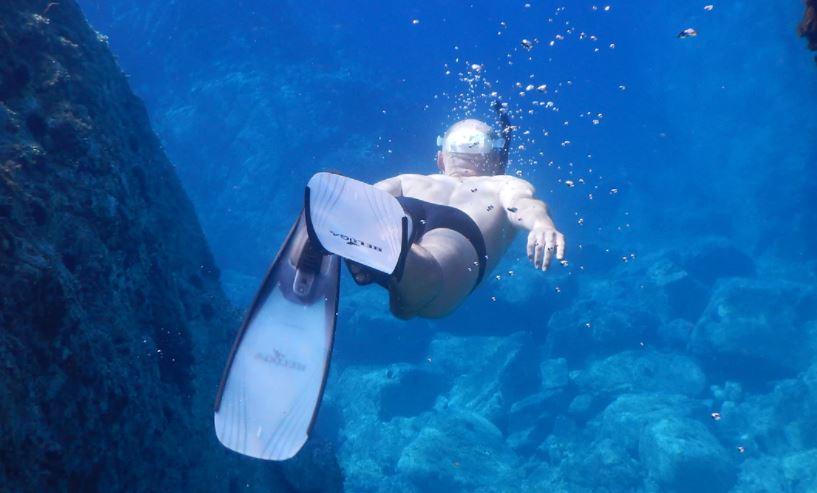 snorkel y apnea