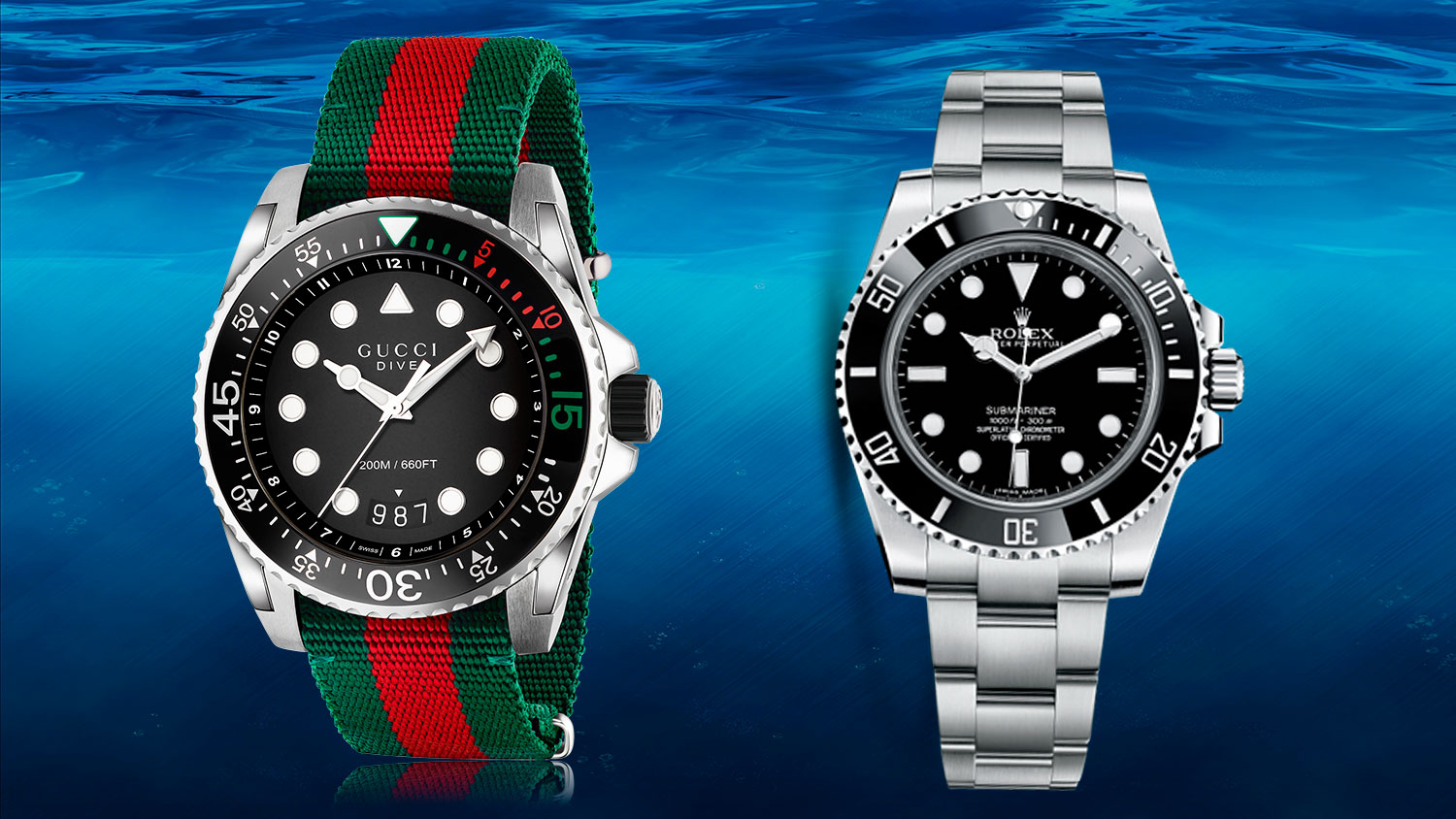 relojes buceo